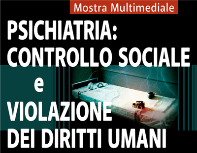 Psychiatry: social control and violation of human rights